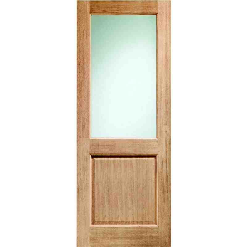 Oak glazed 2xg chislehurst doors for Glazed external doors