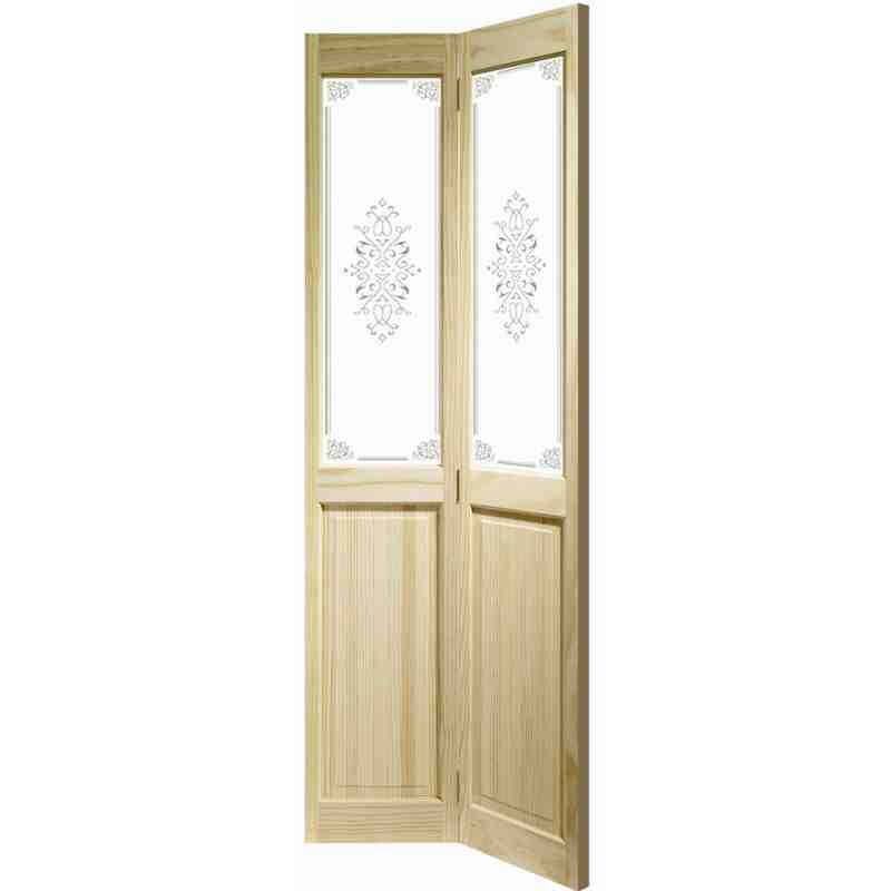 Glazed victorian 4 p bi fold chislehurst doors for Interior folding doors