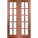 Interior Hardwood Veneer Glazed SA77 Pairs
