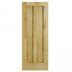 Interior Oak Veneer 2 Panel
