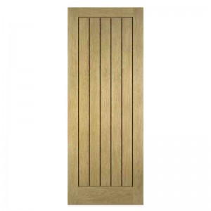 Interior Oak Veneer 5 Panel