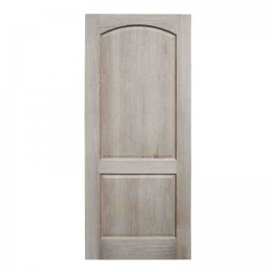 Interior Oak Veneer Arched Top Door