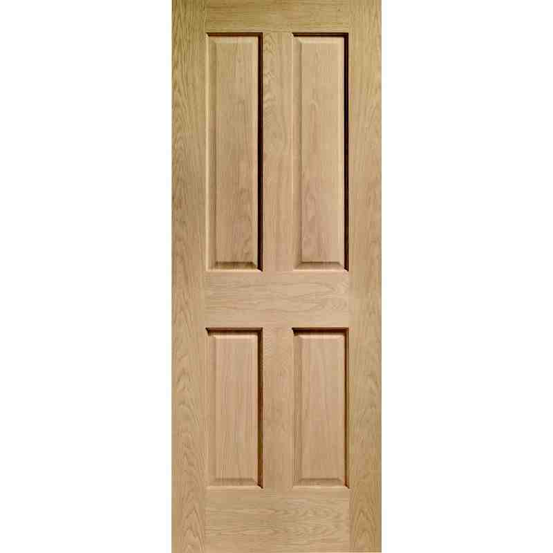 Pre Finish Victorian 4 Panel Chislehurst Doors