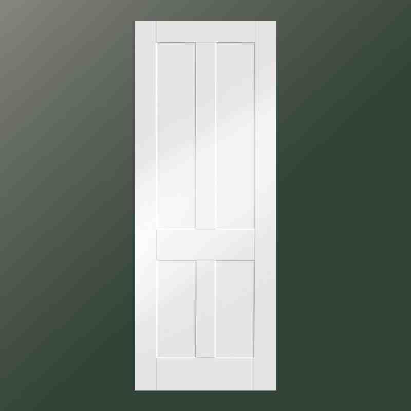 80Primed Flat Panel - New Doors from Simpson Browse Door