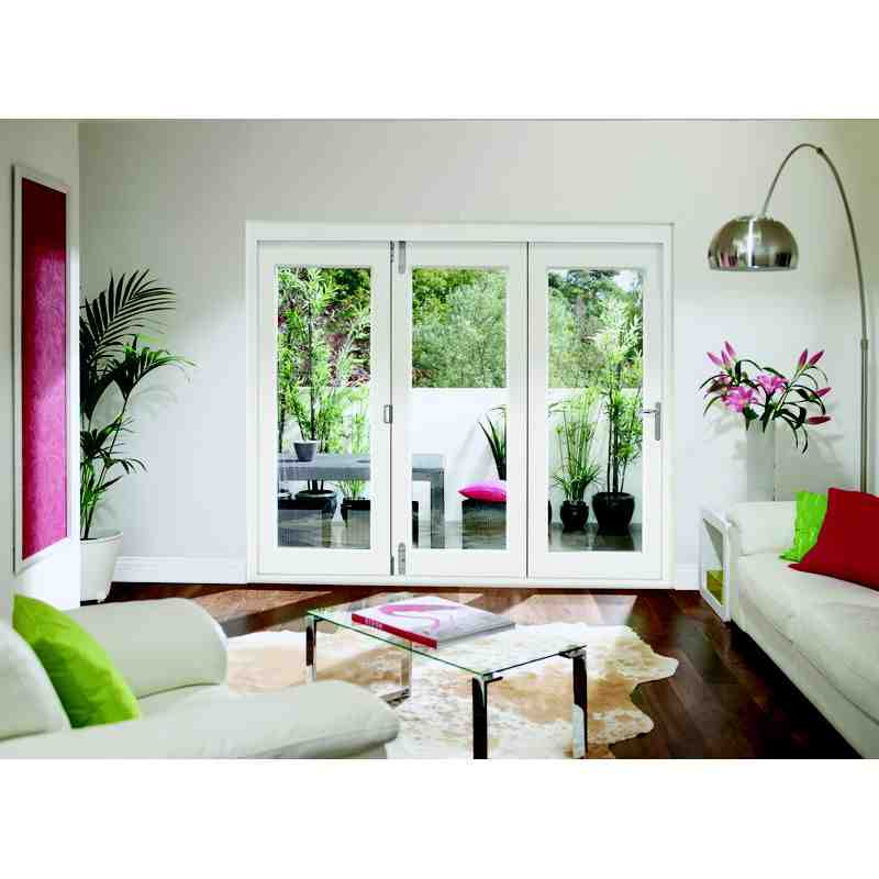 6ft white la porte vista chislehurst doors for 6 ft exterior french doors