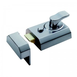 Contract Rim Cylinder Nightlatch 60mm