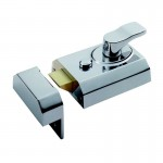 Deadlocking Rim Cylinder Nightlatch 60mm