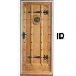 Exterior Door 1D
