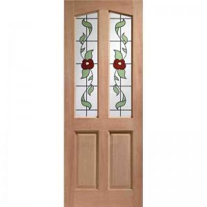 Exterior Hardwood Veneer Keats Glazed Richmond M&T