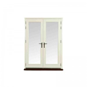 Exterior Pre-finished Pattern 10 French Doors