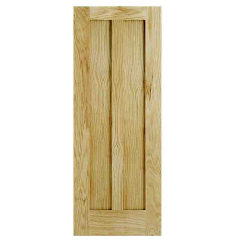 Oak 2 panel fire door chislehurst doors for Interior panel doors