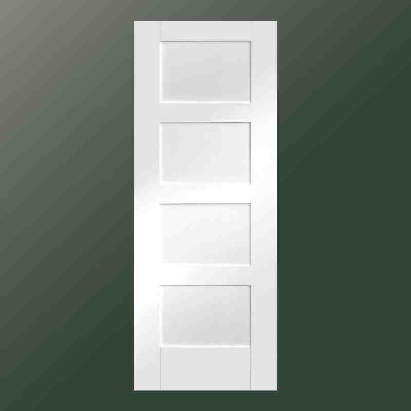 4 Panel Interior Doors : Interior door shaker