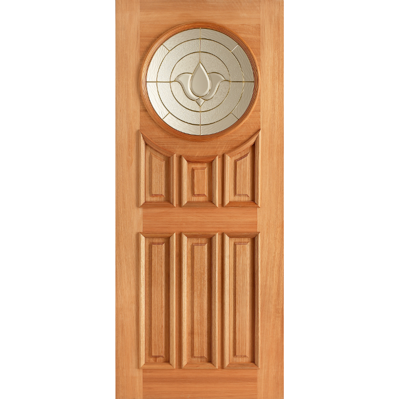 Sandown hardwood triple chislehurst doors for Triple french doors exterior