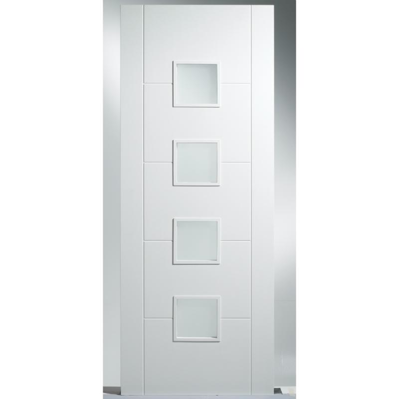 Florida Glazed White Chislehurst Doors