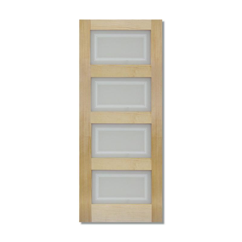 Contemporary pine 4l chislehurst doors - Lpd doors brochure ...