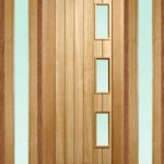 External Oak Newbury 3L Sidelight Set